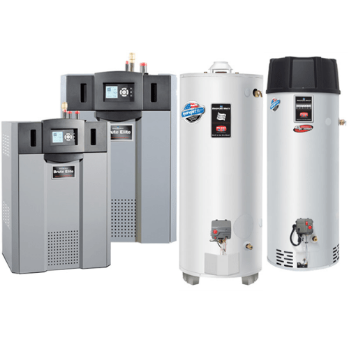 Commercial Water Heaters and Boilers