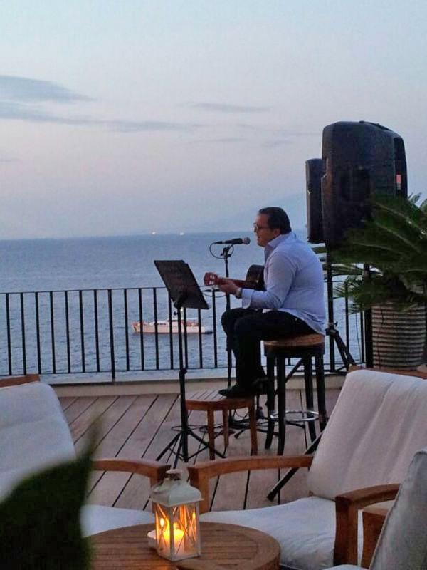 Bossa Nova Intrattenimento Musicale Voce E Chitarra