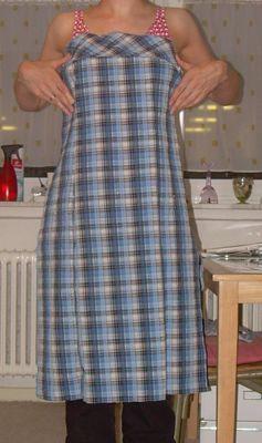Kleid Vorderteil