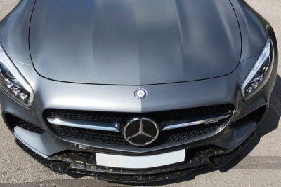 Mercedes_GT_Frontspoiler
