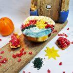 Cap Spiruline Bowl fruits