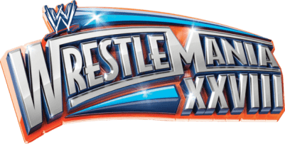 Image result for wrestlemania 28 logo transparent background