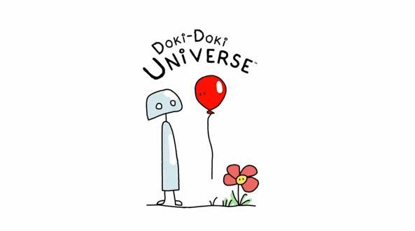 Doki-Doki Universe | oprainfall
