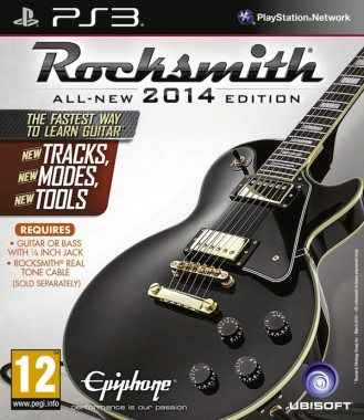 Rocksmith 2014 Edition Review Capsule Computers