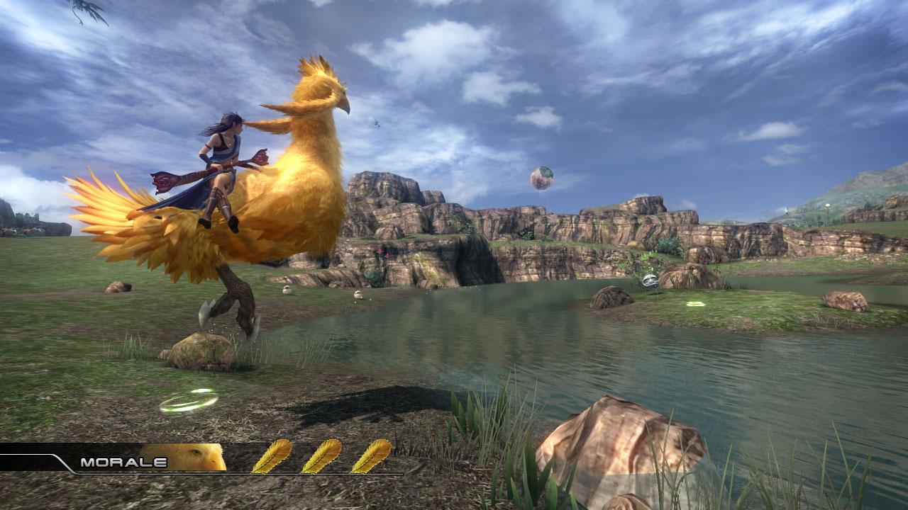 Final Fantasy XIII Chocobo 06 Capsule Computers