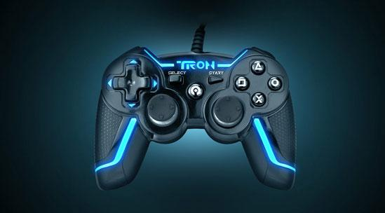Tron Ps3 Controller 01 Capsule Computers