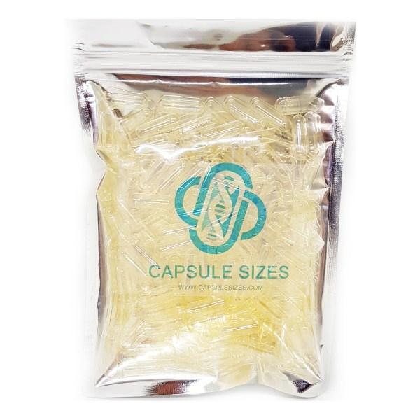 Empty Capsules size 1