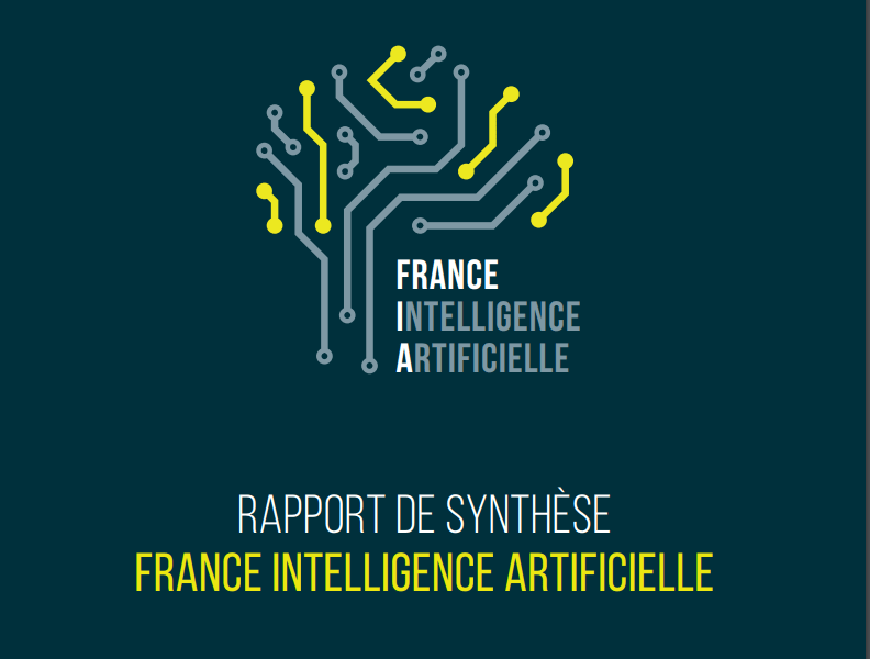 France intelligence artificielle - Rapport de synthèse