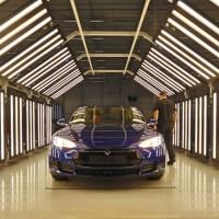 Tesla senkt Einstiegspreis für Model S mit 60 kWh Batterie