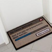 Fußmatten für Gadget-Fans