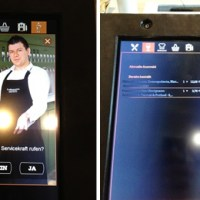 La Baracca: Essen mit dem Tablet-PC bestellen