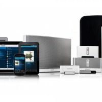 Sonos macht sein kabelloses Musiksystem partytauglich