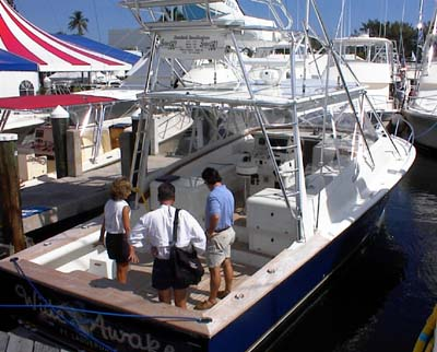 Fort Lauderdale Boat Show News 2002