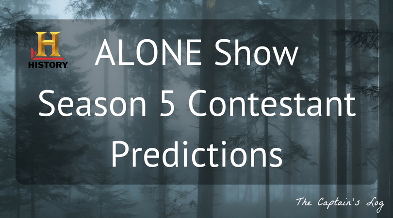 Alone Show Season 5 Contestants?