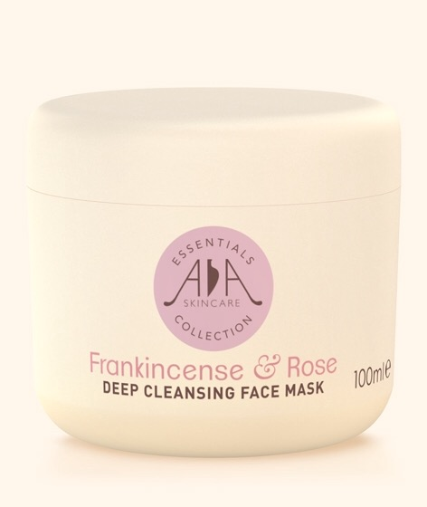 A Skincare Frankincense & Rose Deep Cleansing Face Mask