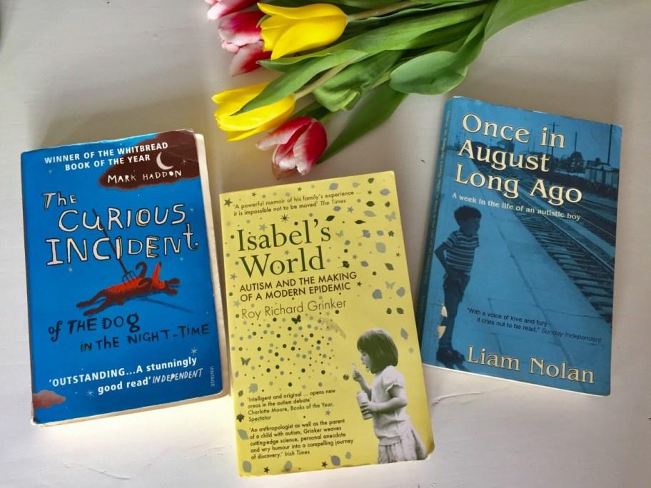 3 books on autism