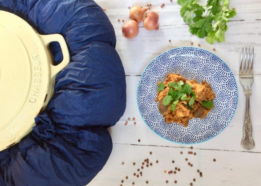Wonderbag curry