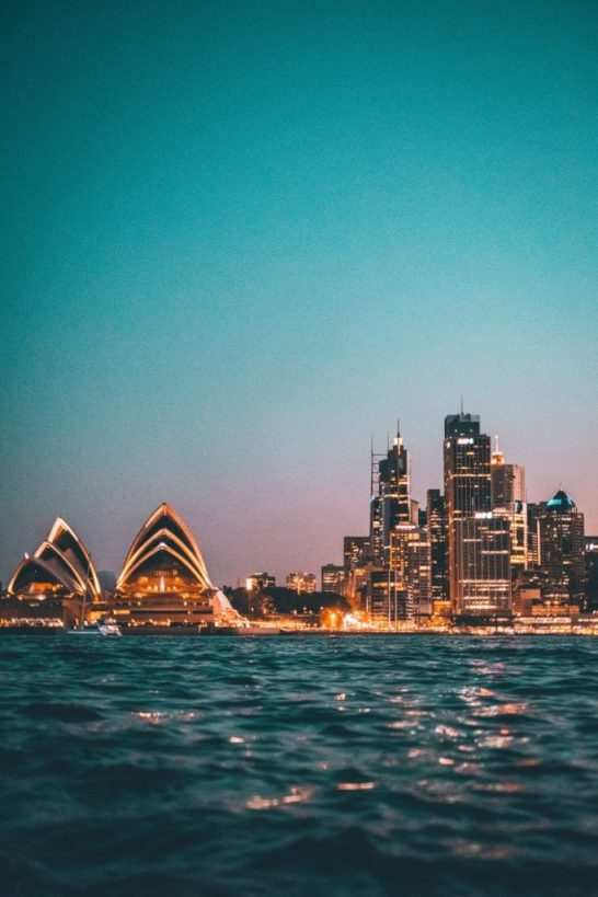 Sydney Photo by Sam Wermut on Unsplash