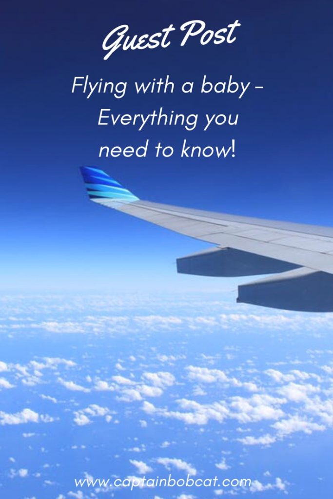 flying with baby guest post