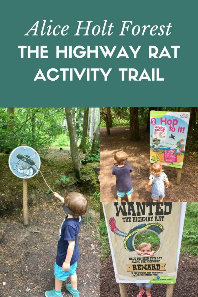 highway rat trail