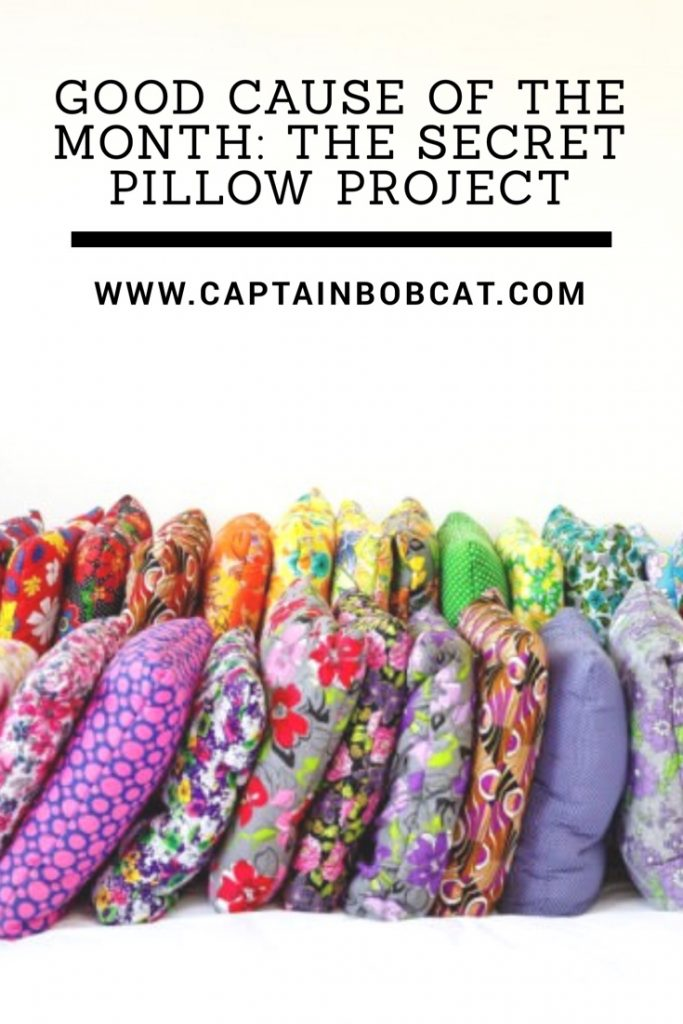 secret pillow