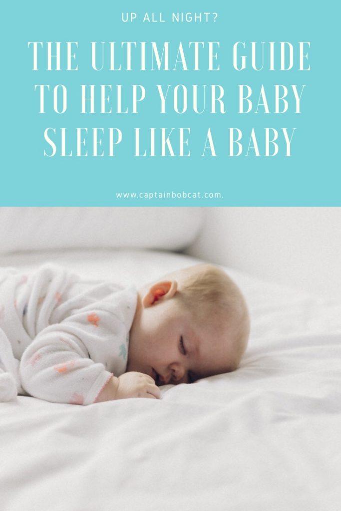 ultimate baby sleep guide