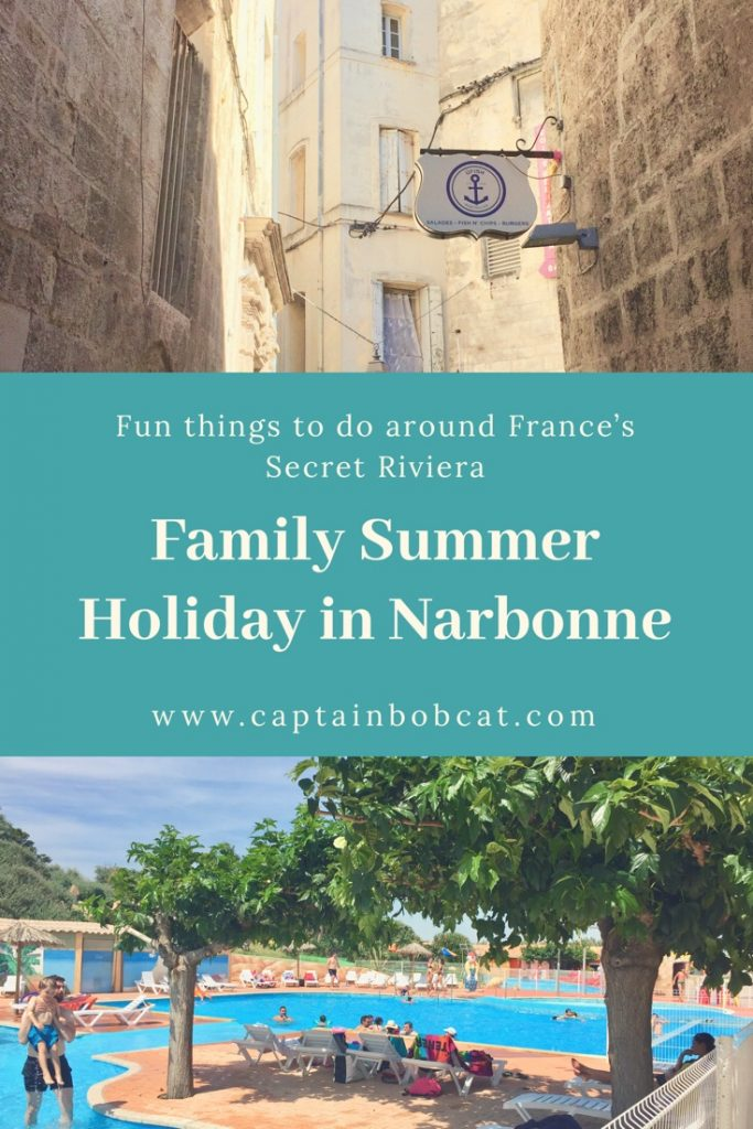 Family Summer Holiday in Narbonne - Fun Things to Do Around France's Secret Riviera