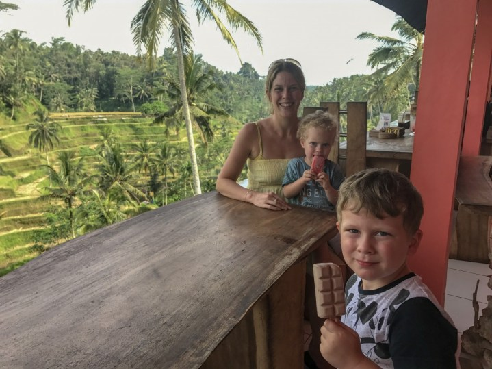 Me and the Things - Ubud Rice Terraces Bali