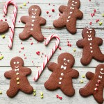 chocolate gingerbread man