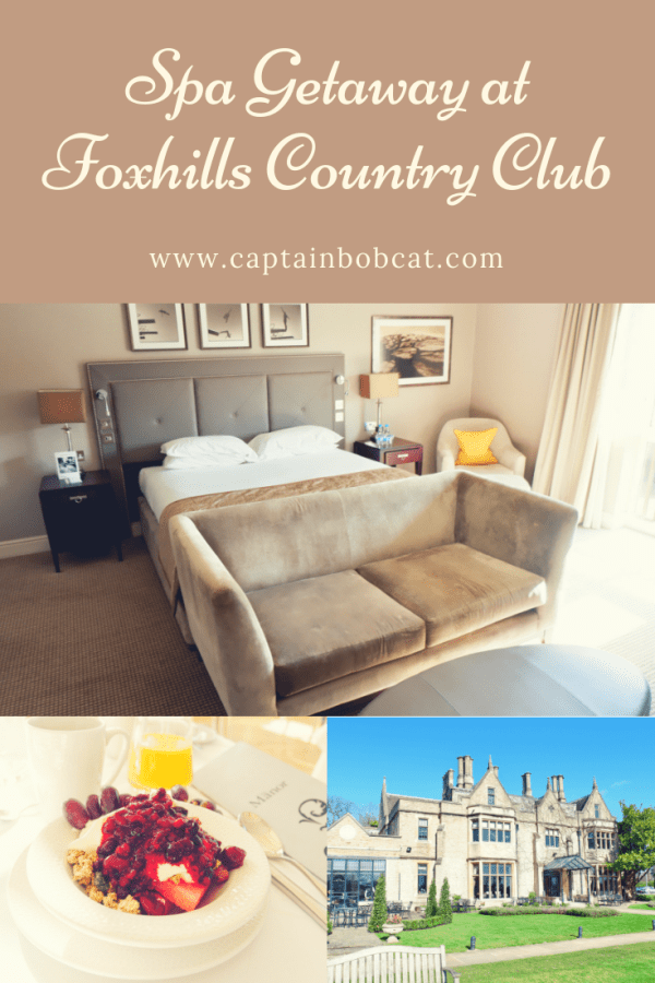 Spa Getaway at Foxhills Country Club (Surrey, UK) Review