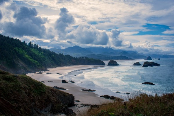 oregon coast USA