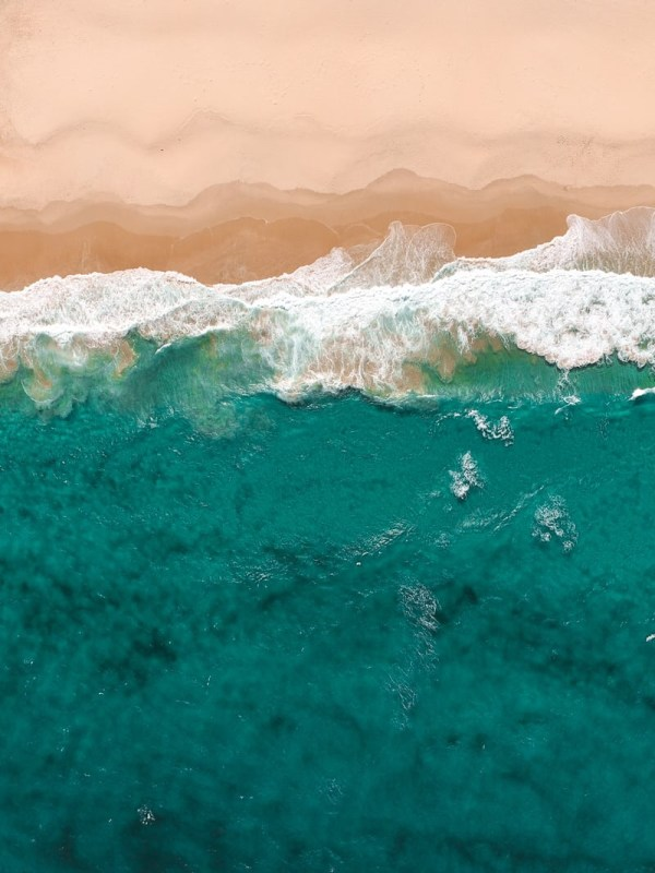 sea beach ocean waves World Oceans Day