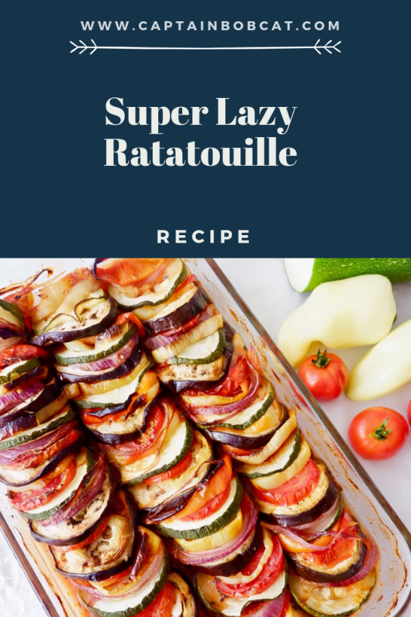 Super Lazy Ratatouille