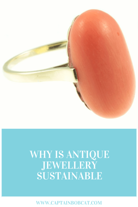 Why Is Antique Jewellery Sustainable