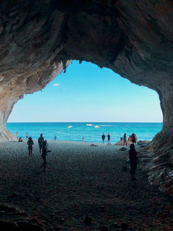 sardinia cave