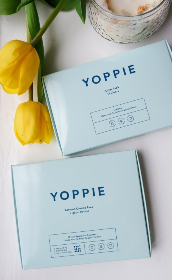 yoppie period products