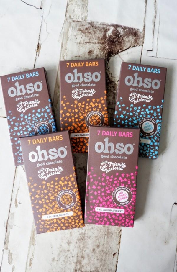 ohso chocolate
