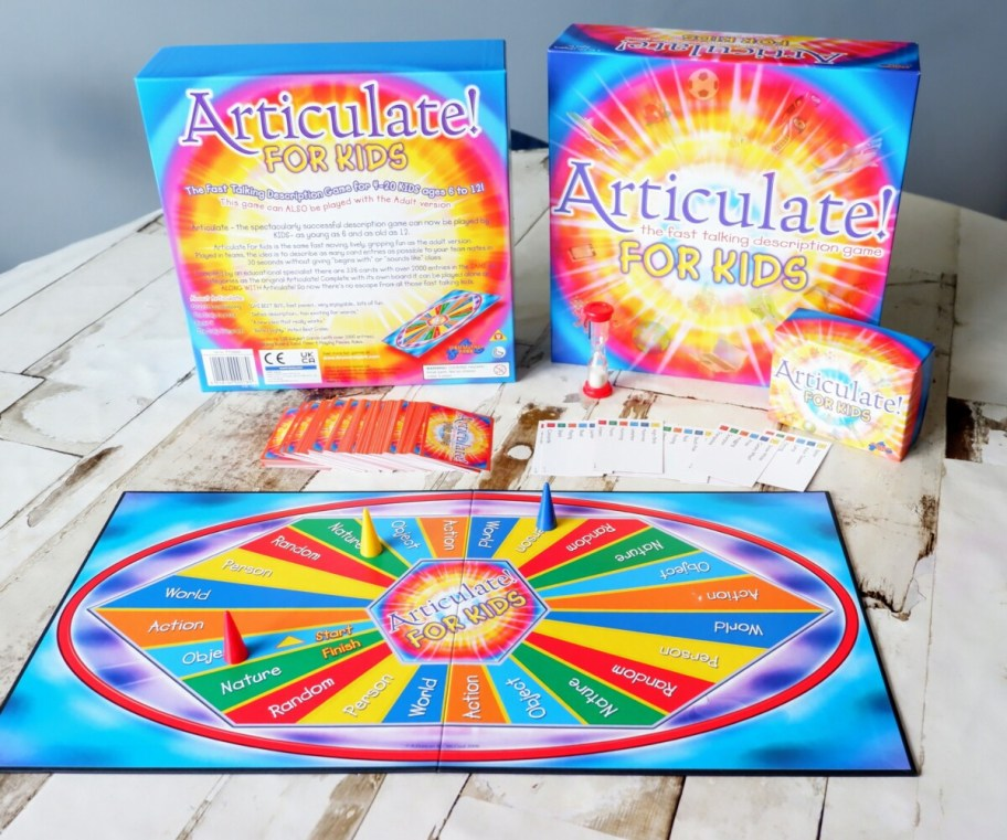 articulate for kids: ToyAid