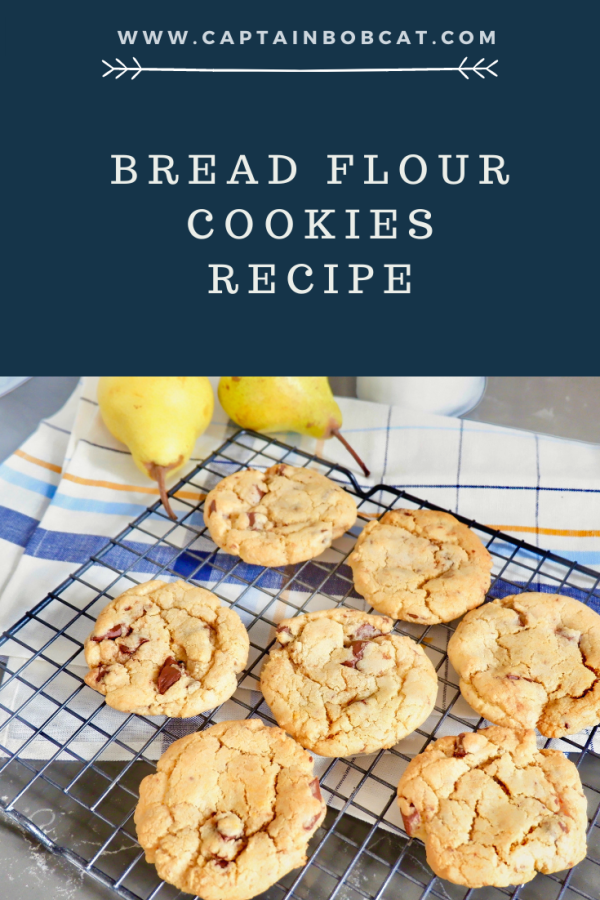 Bread Flour Cookies Recipe