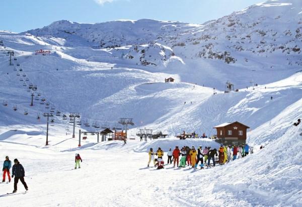 ski winter snow