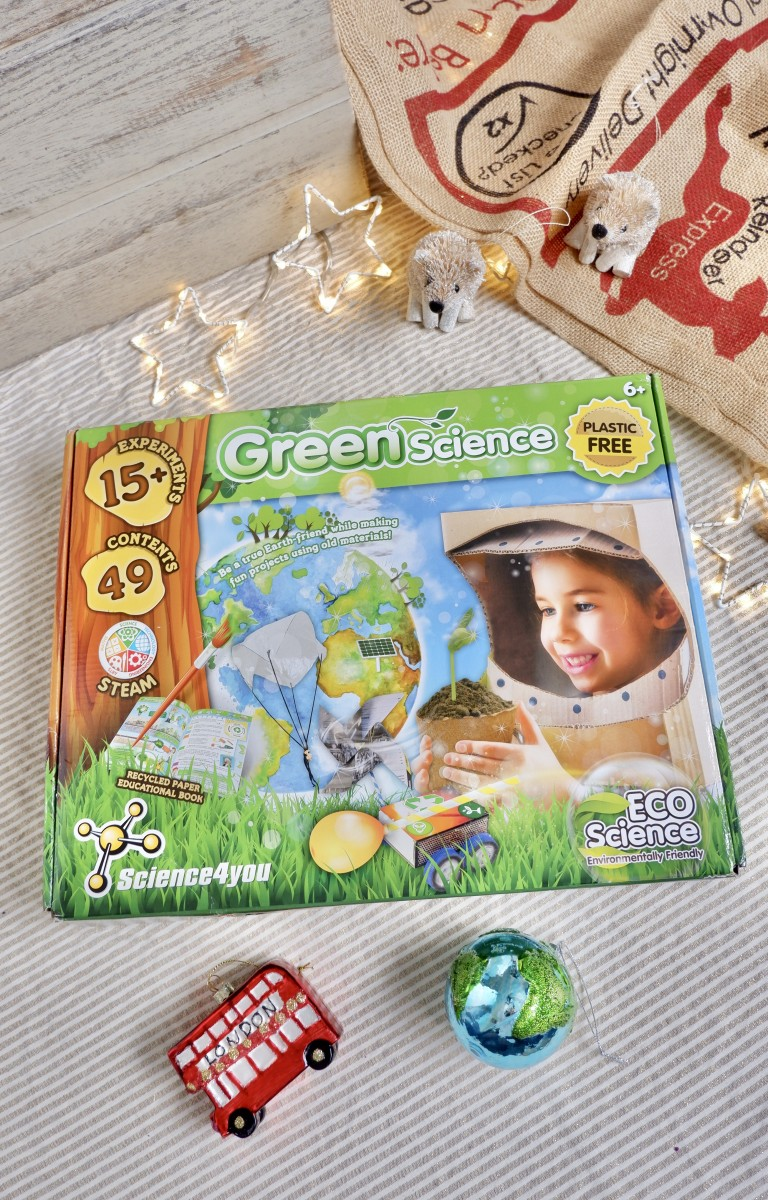 Green Science toy