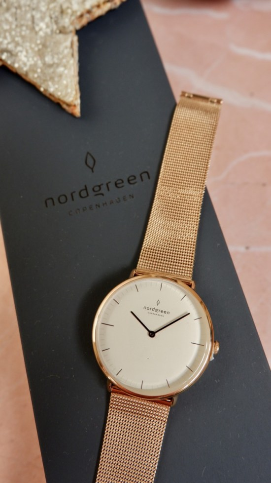 nordgreen watch: Ethical Christmas Gifts.