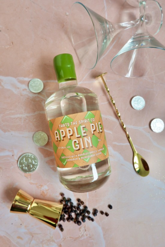 apple pie gin