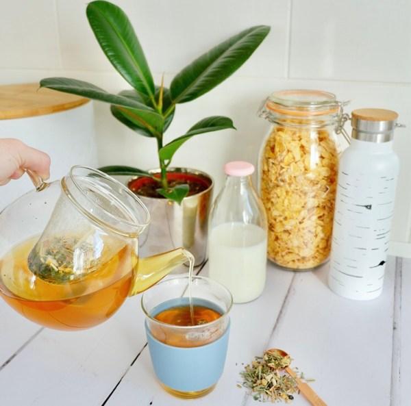 tea kitchen plastic free