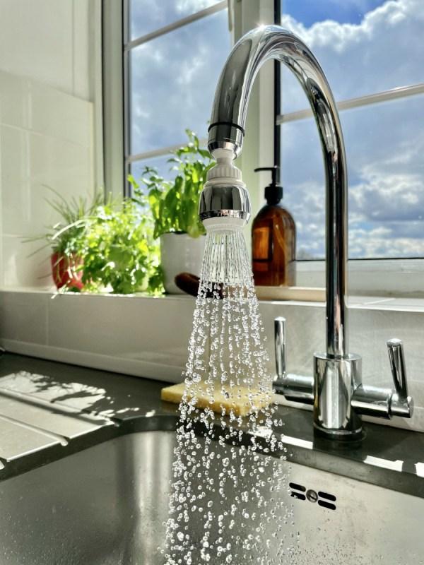 eco-flow tap adapter