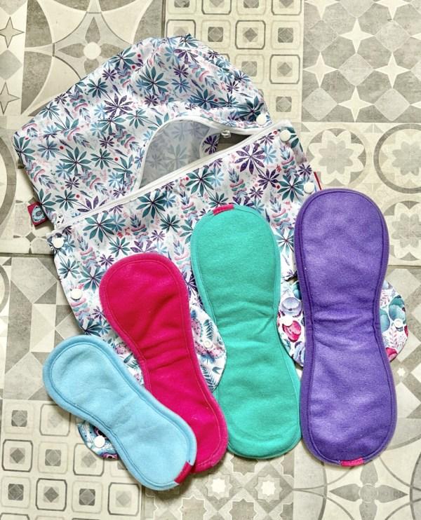 reusable pads eco-friendly