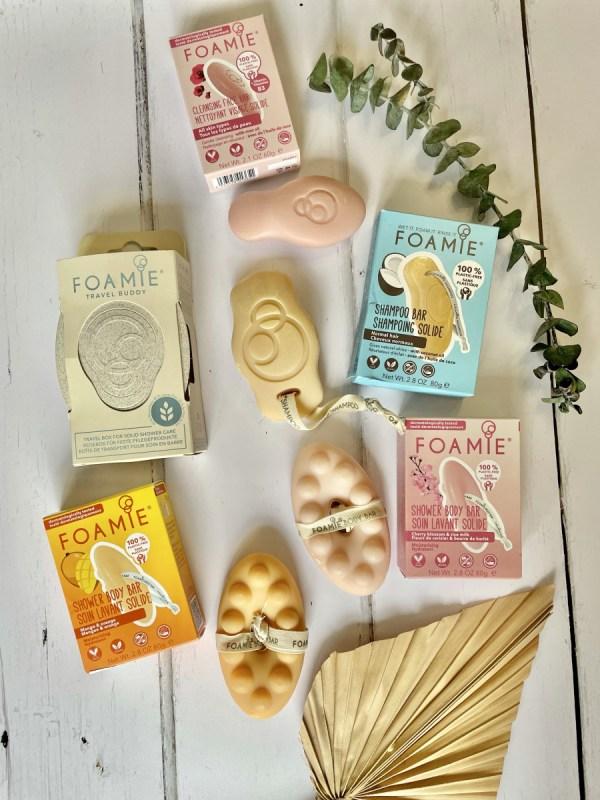 Foamie soaps