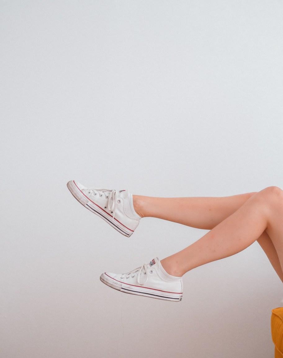 leg shoes