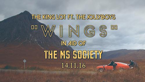 MS Society Charity Single Trailer