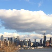 Hello New York City! A gorgeous autumn day and a great pic of the skyline!